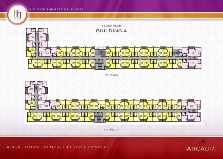 Building D Floor 1-2