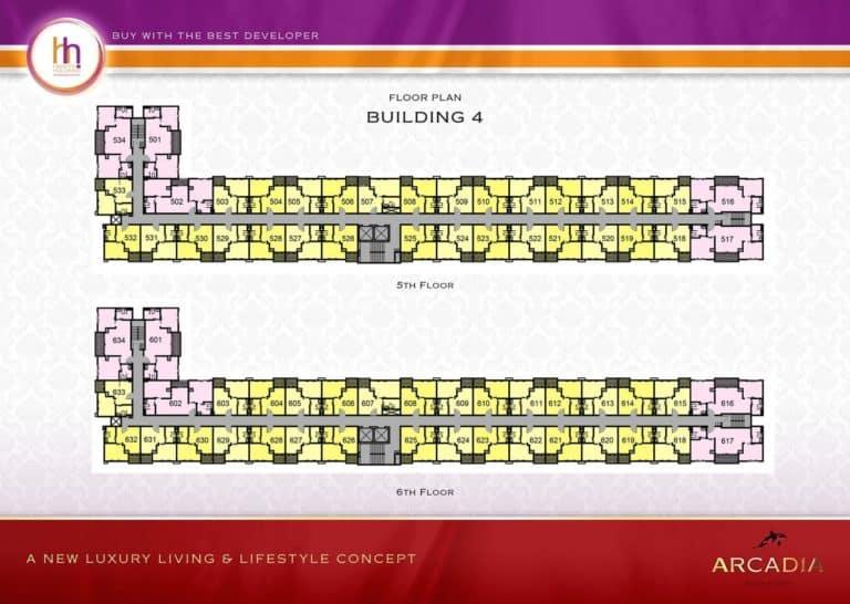 Building D Floor 5-6