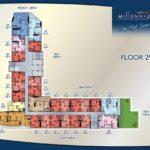 Arcadia Millennium Tower - 29th Floor