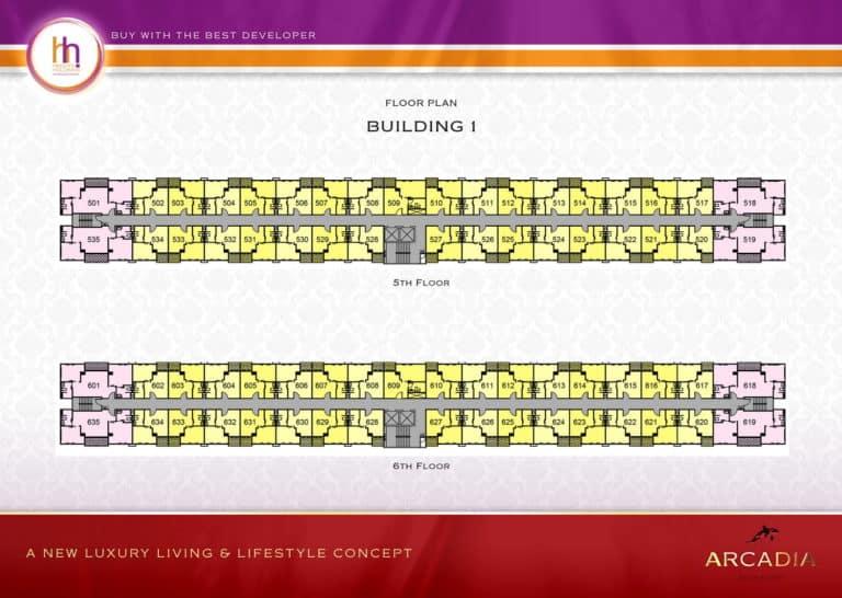 Building A Floor 5-6