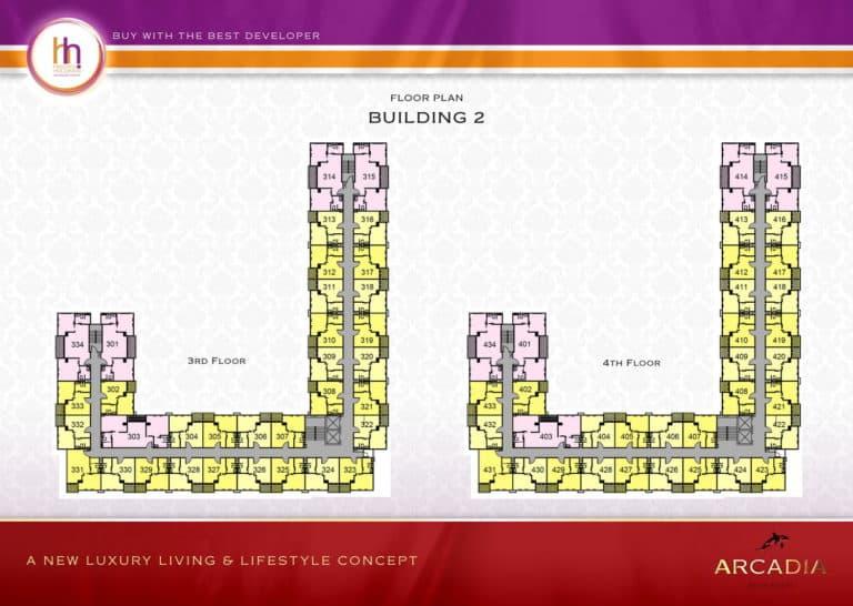 Building B Floor 3-4