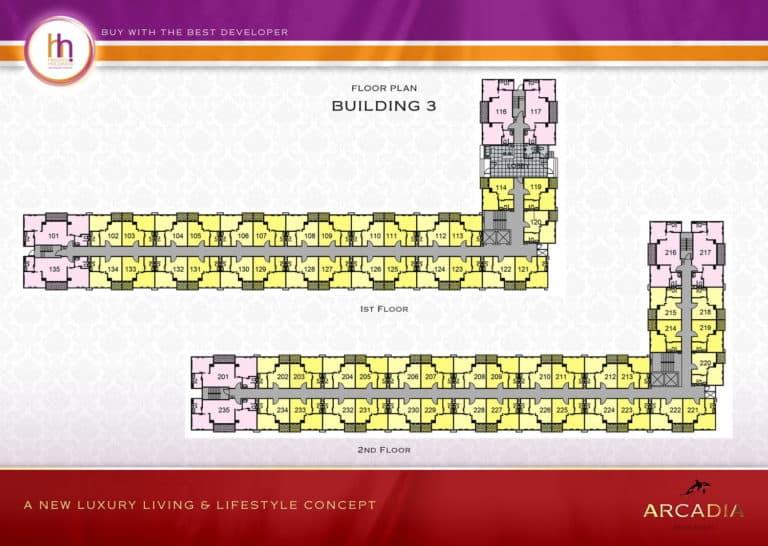 Building C Floor 1-2