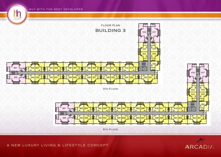 Building C Floor 5-6