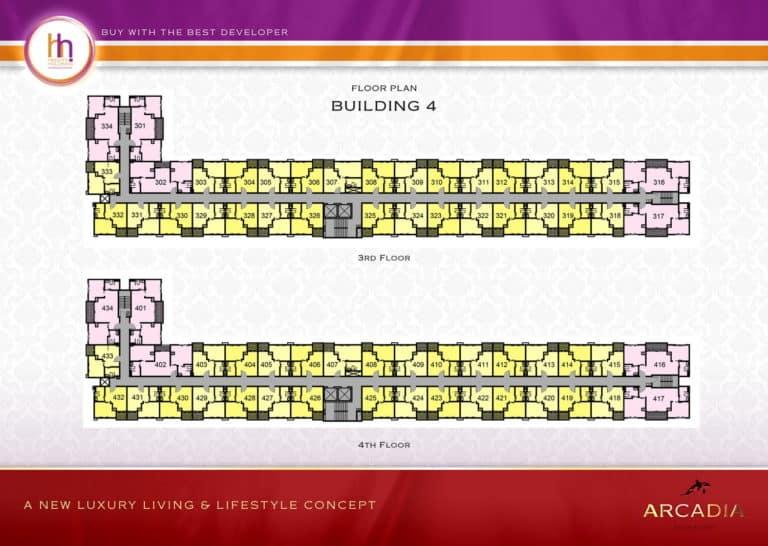 Building D Floor 3-4