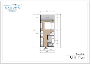 S3 Studio 22.5 sqm