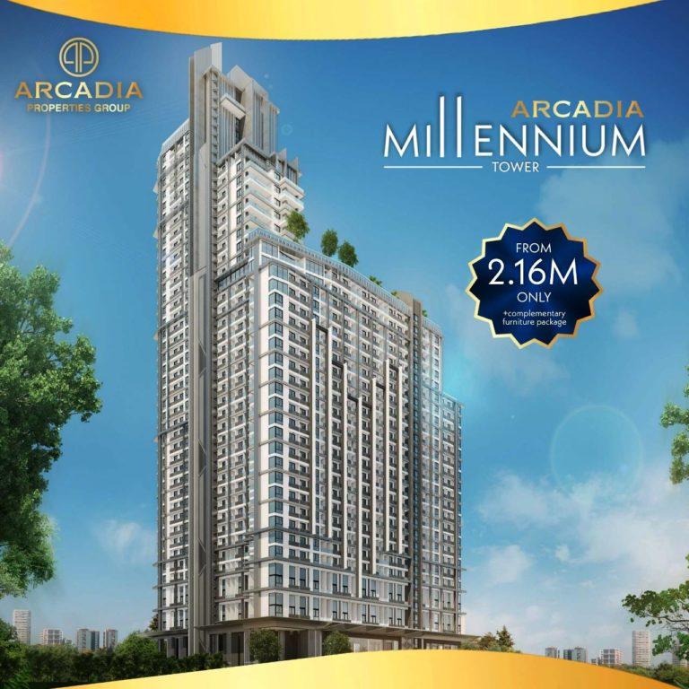 Arcadia Millennium Tower