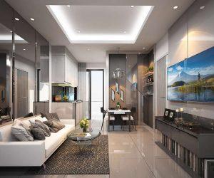 Arcadia-Millennium-Tower-Showroom-living